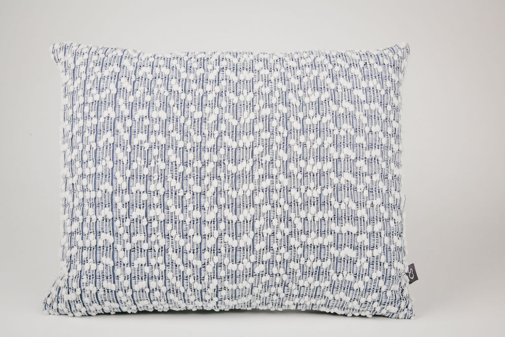 "Normandy Cushion (Rectangle - Small) | ""Shells"" 