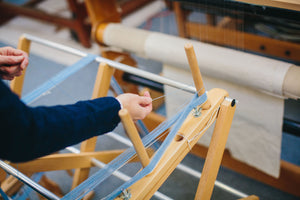 Private Workshop (one-to-one): Introduction to Hand-weaving [4 Hours]