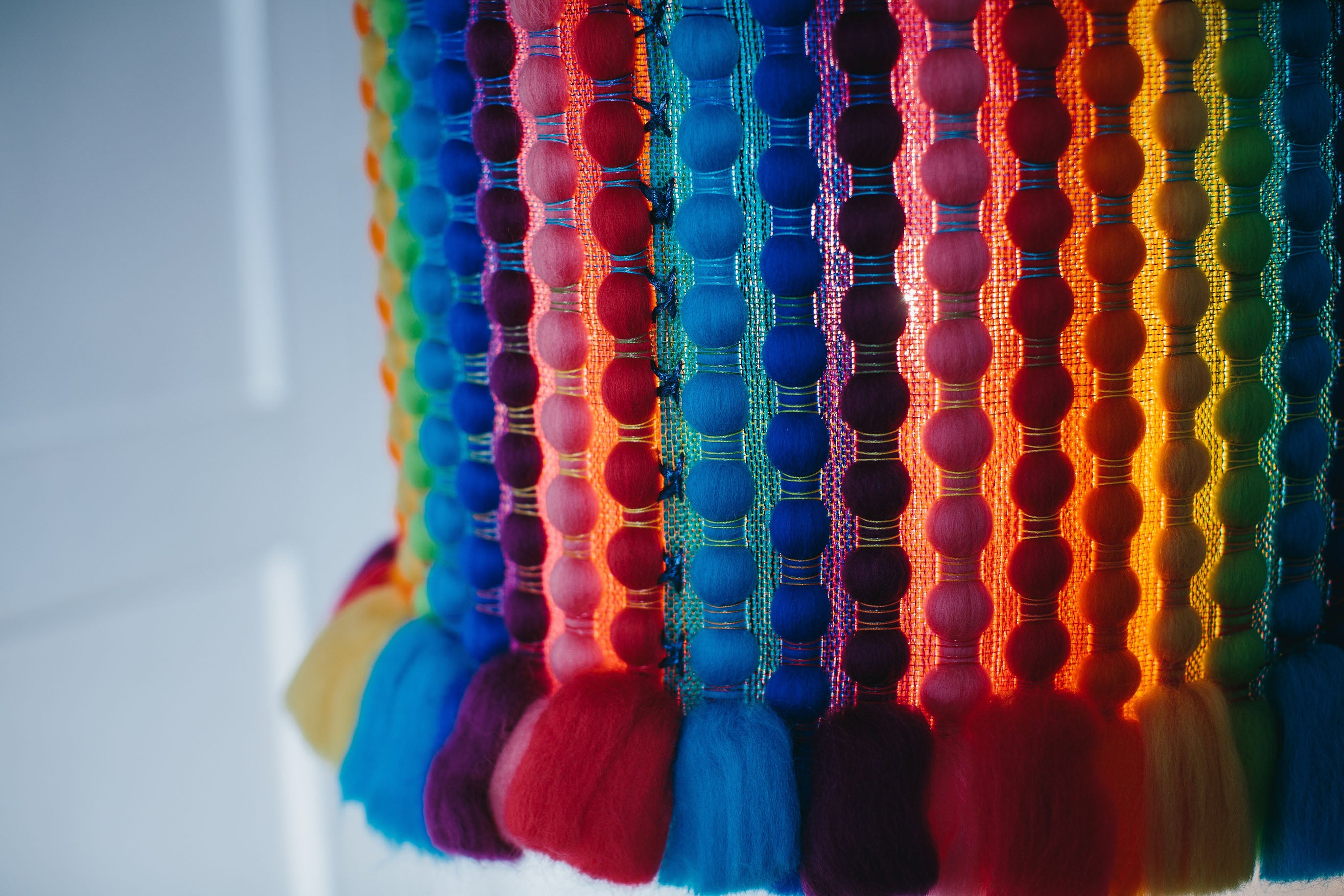 "Atmosphere Lampshade | ""Rainbow"" 