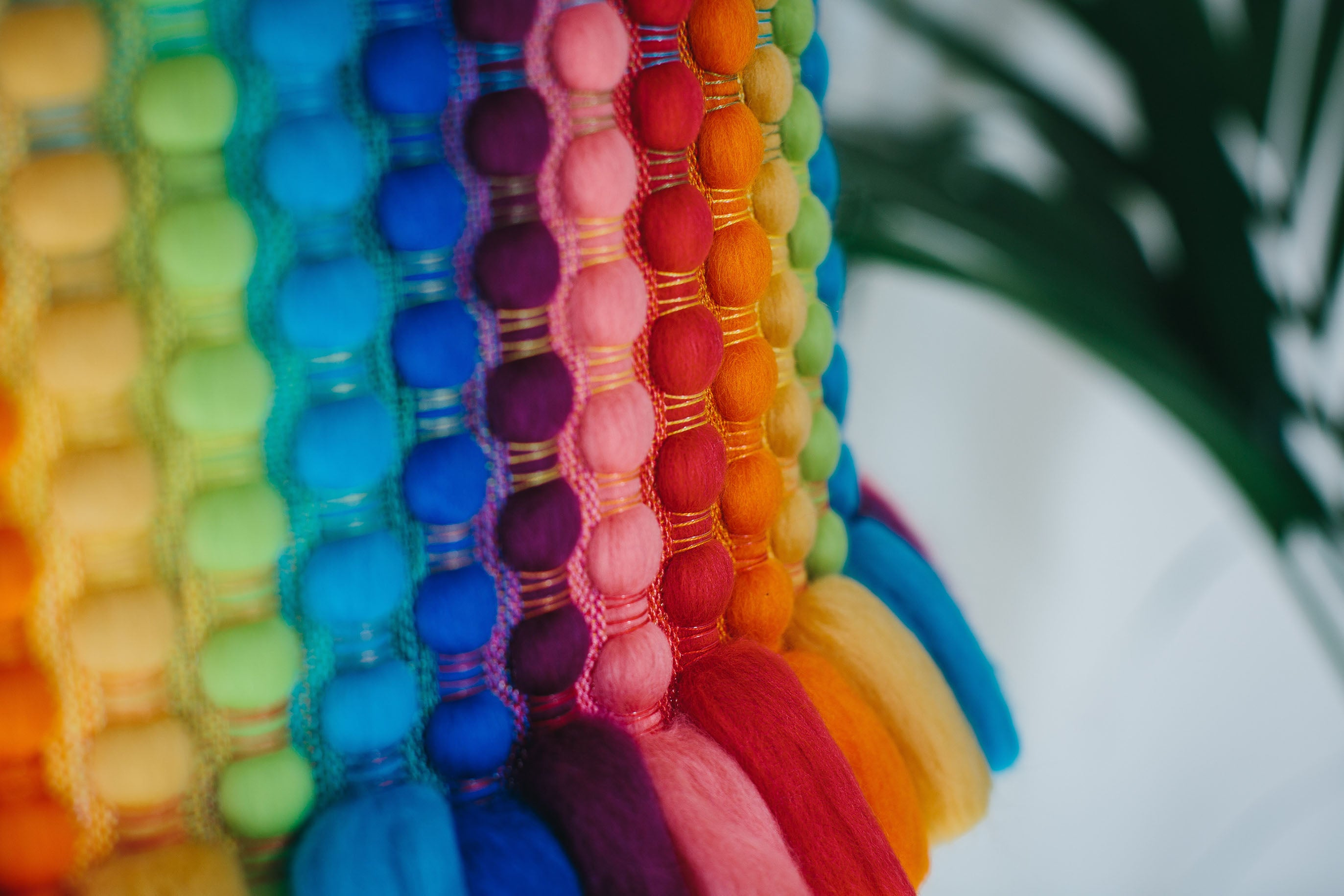 Atmosphere Collection: 'Rainbow' Lampshade