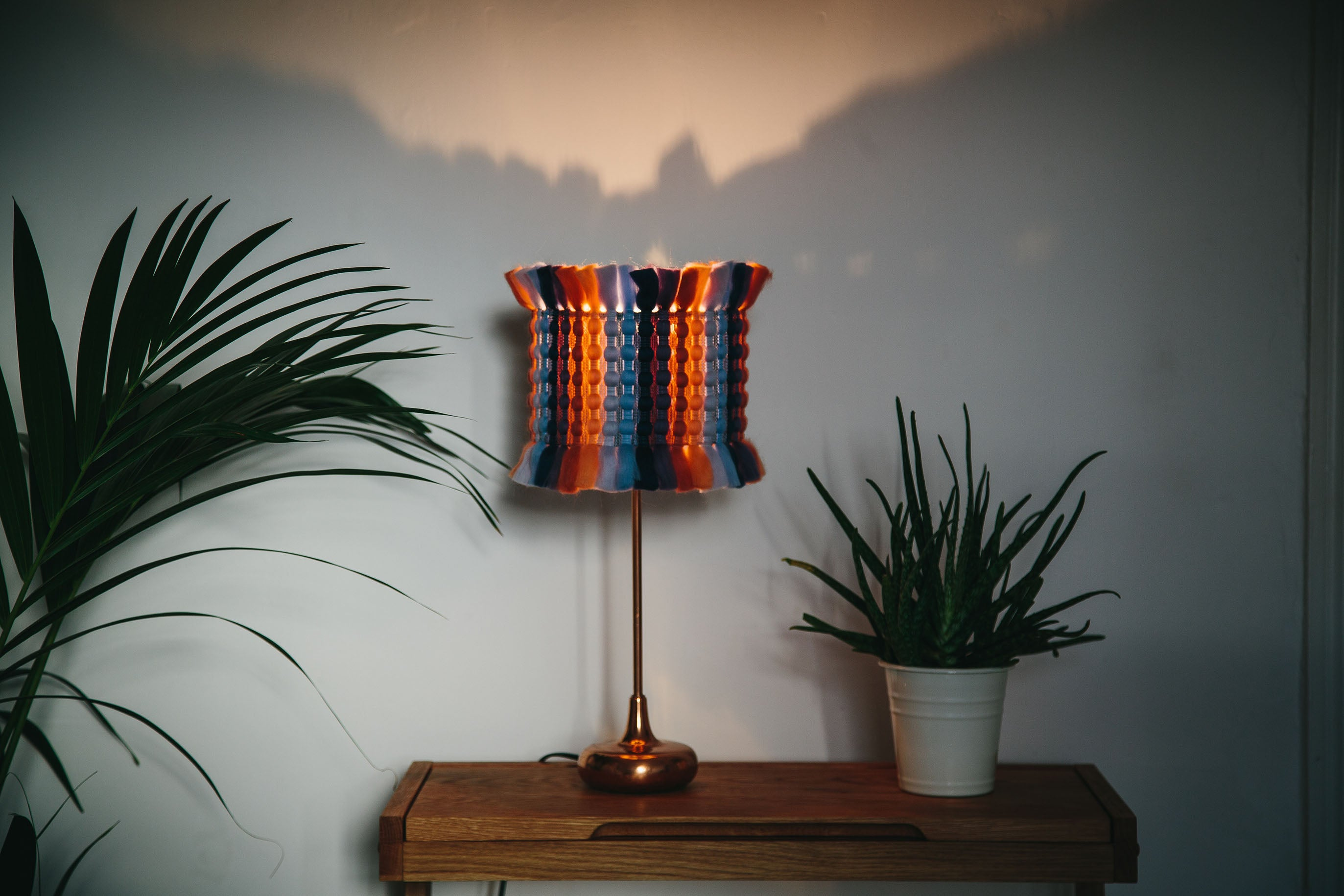 "Atmosphere Lampshade | ""Sunset"" 