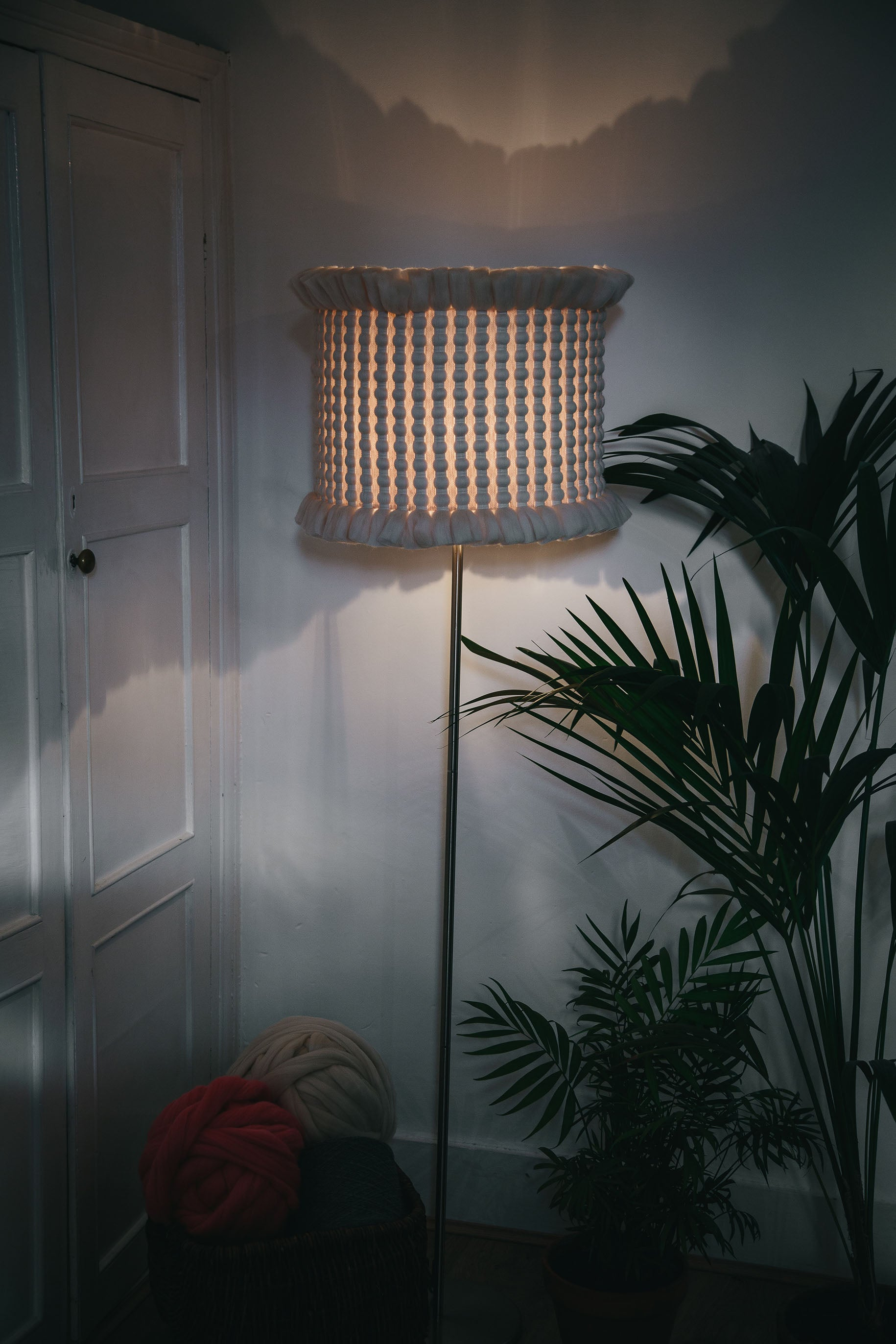 "Brittany Lampshade | ""Pebbles"" 