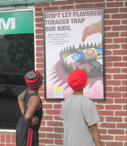 Youth And Flavored Tobacco Marketing Awareness
