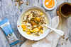 Golden Honey Smoothie Bowl