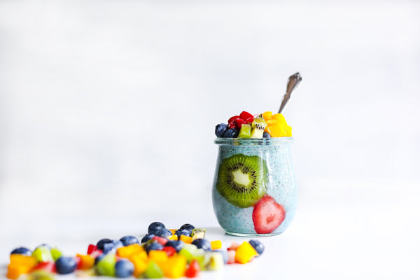 Collagen Chia Seed Pudding