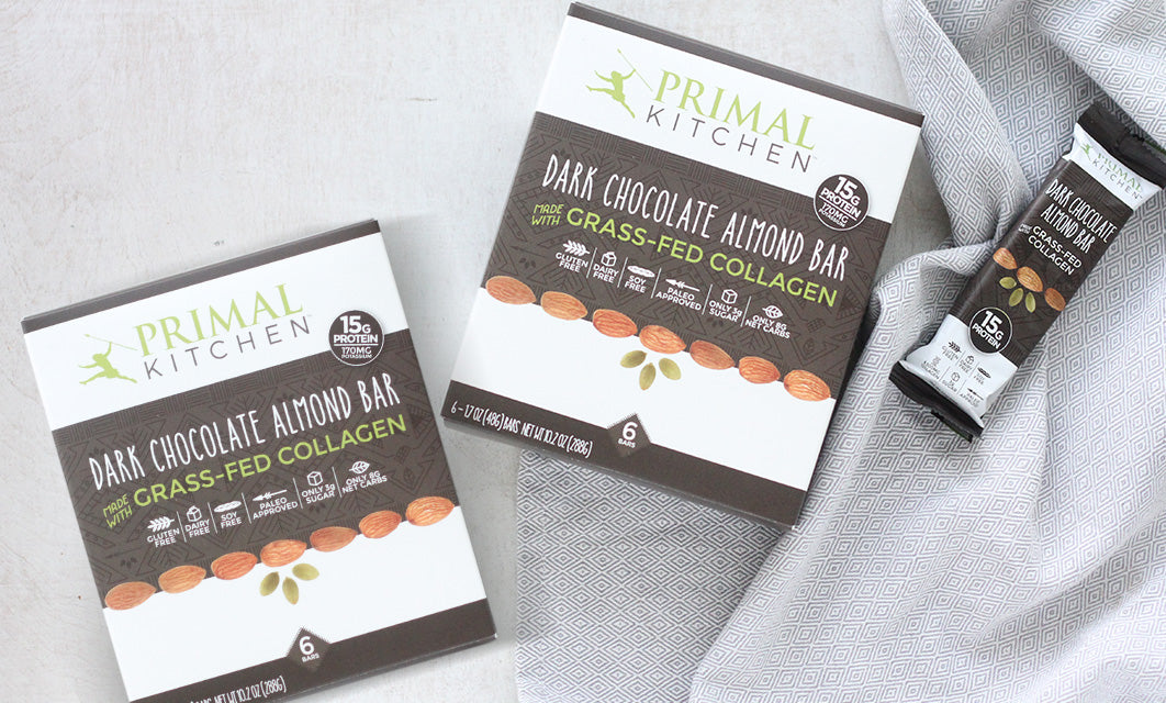Merveilleux Well And Good Features Primal Kitchen Collagen Bars