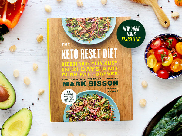 The Keto Reset Diet Named a New York Times Bestseller | Primal Kitchen®