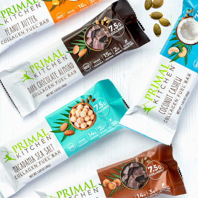 Collagen Nut & Seed Bar