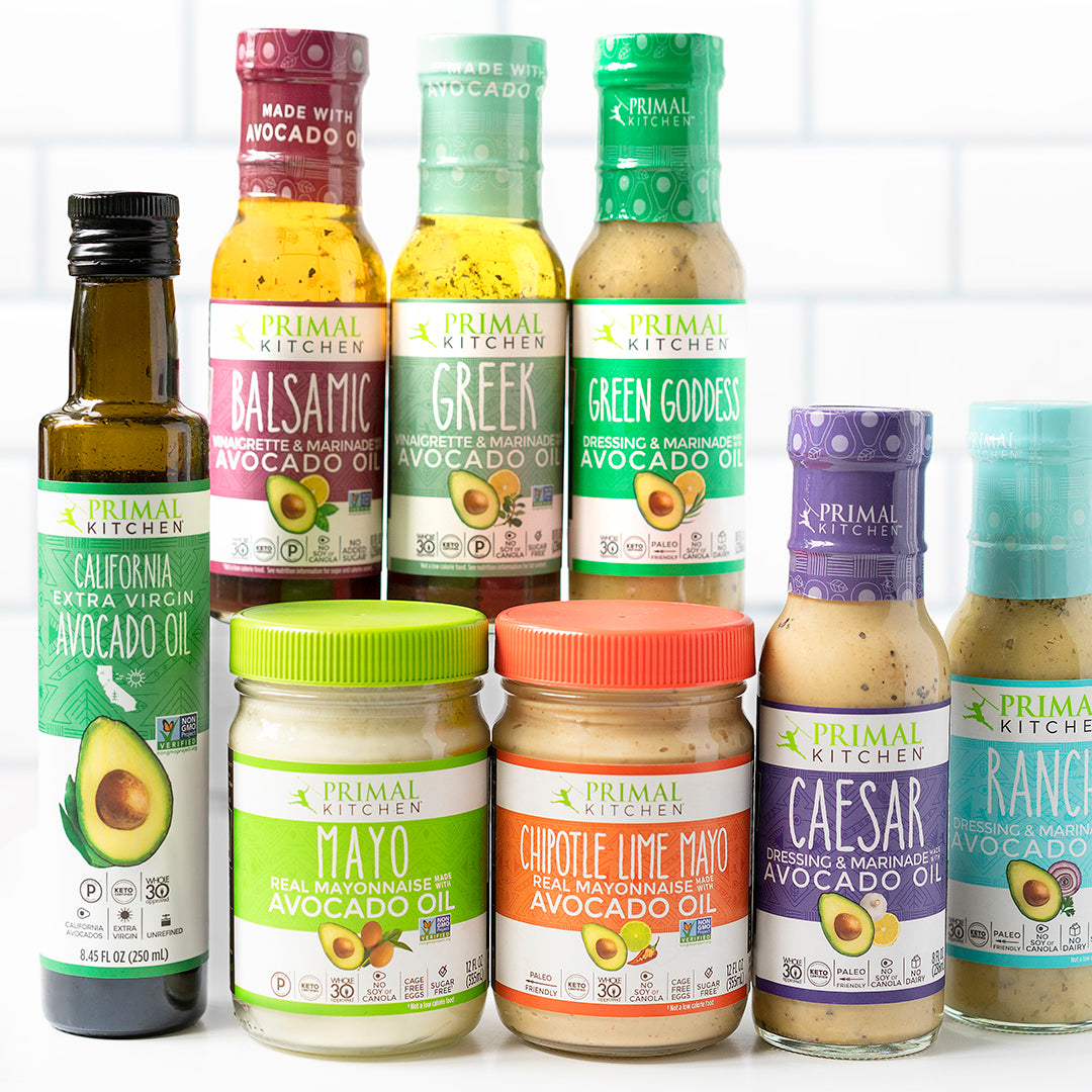 Shop the Primal Kitchen Keto Collection to Prep for the Meal Plan