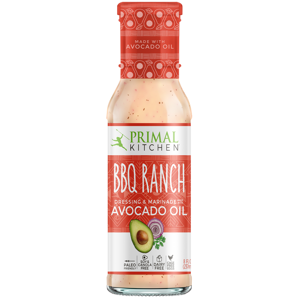 What's Inside BBQ Ranch Dressing & Marinade