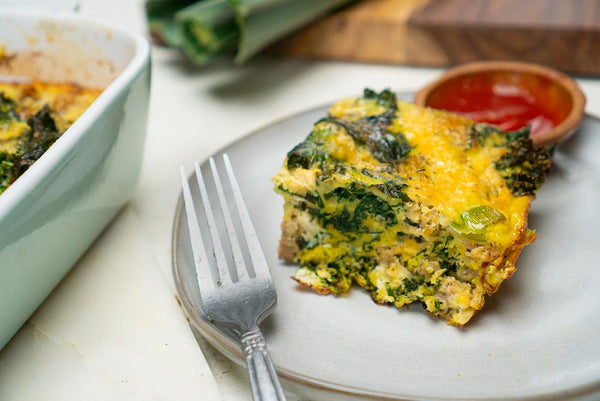 Whole30 Breakfast Casserole