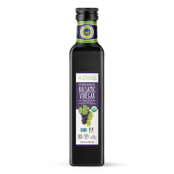 What's Inside Organic Balsamic Vinegar of Modena