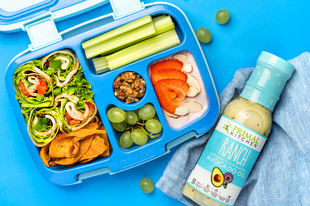 Kid-Friendly Lunch Ideas for School with Clean Ingredients