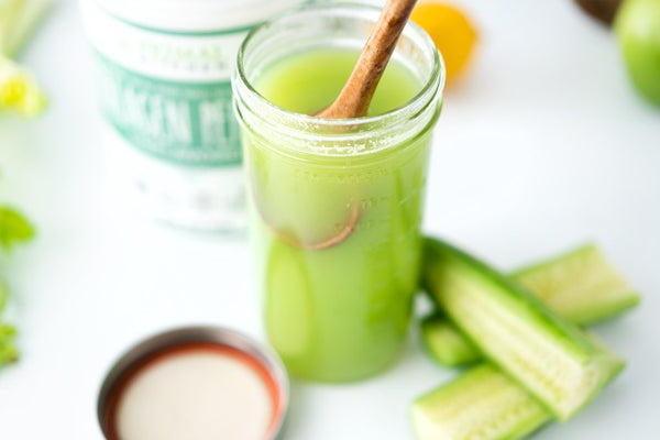 Cucumber Juice with Collagen