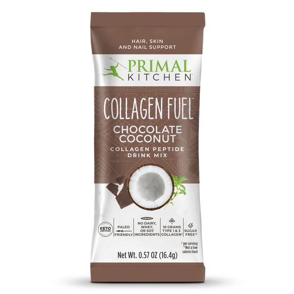 What's Inside Chocolate COLLAGEN FUEL® Drink Mix Packets — 12 Count