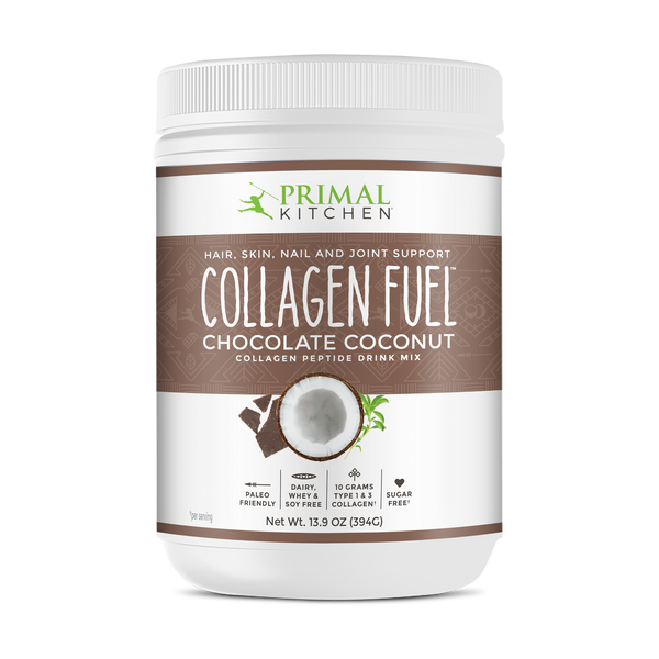 What's Inside Collagen Fuel™ Drink Mix - Chocolate