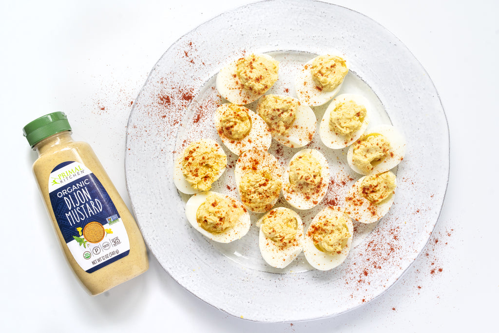 Perfect 4-Ingredient Keto Deviled Eggs