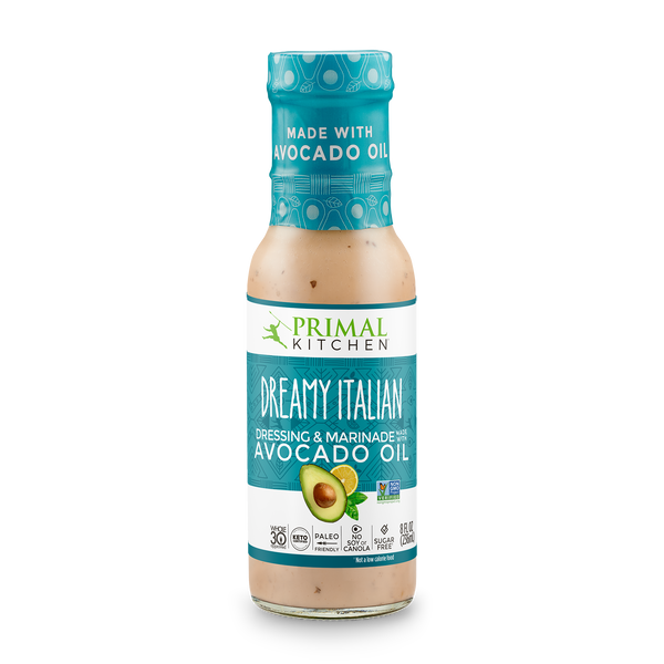 What's Inside Dreamy Italian Dressing