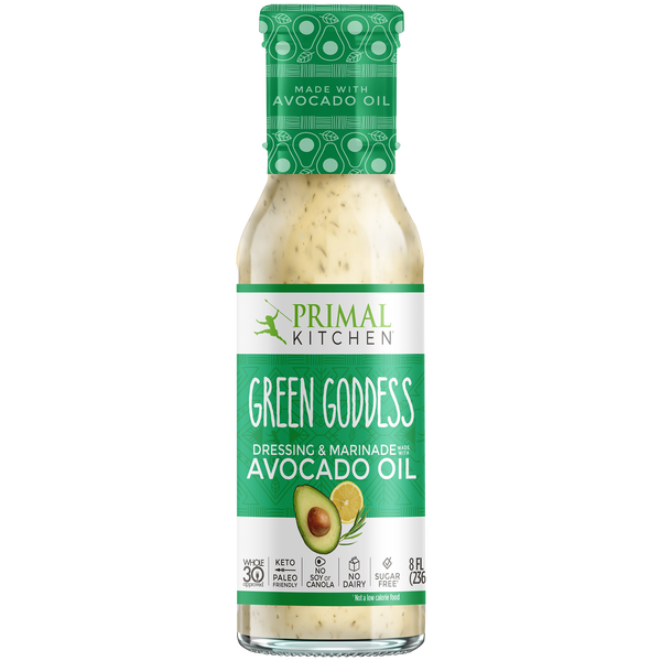 What's Inside Green Goddess Dressing