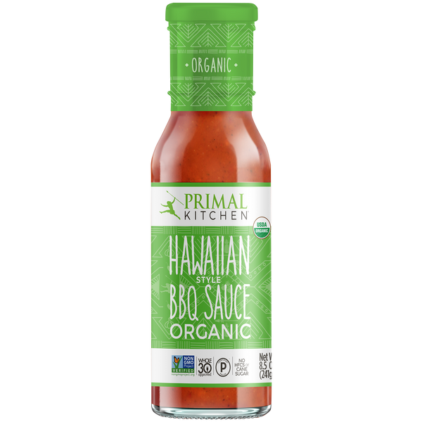 What's Inside Hawaiian Style BBQ Sauce