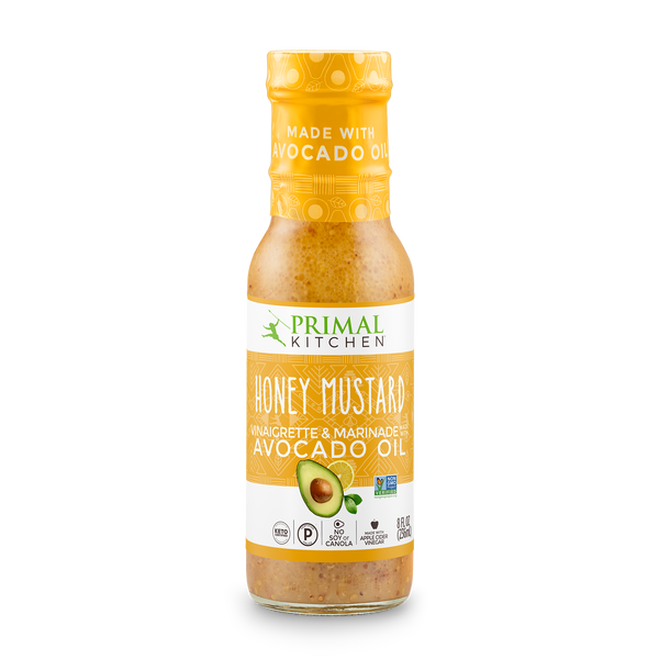 What's Inside Honey Mustard Vinaigrette & Marinade
