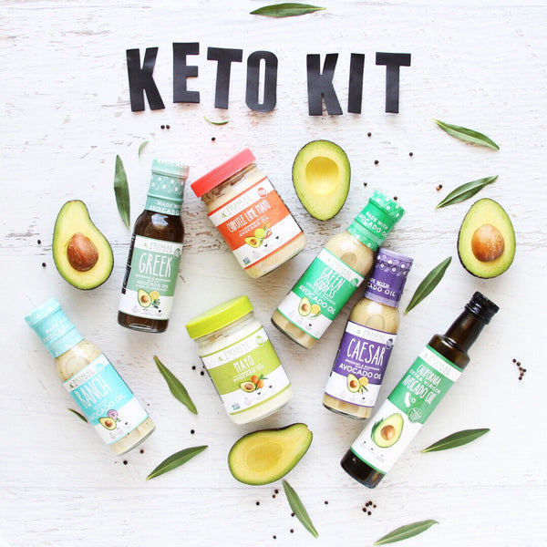 The ketogenic diet 101 primal kitchen start your keto lifestyle out right with the primal kitchen keto kit malvernweather Choice Image