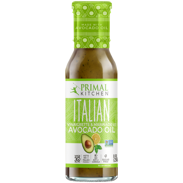 What's Inside Italian Vinaigrette & Marinade