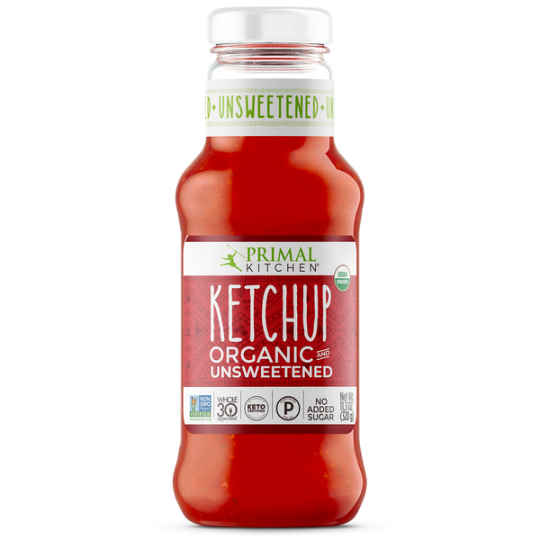 What's Inside Organic Unsweetened Ketchup