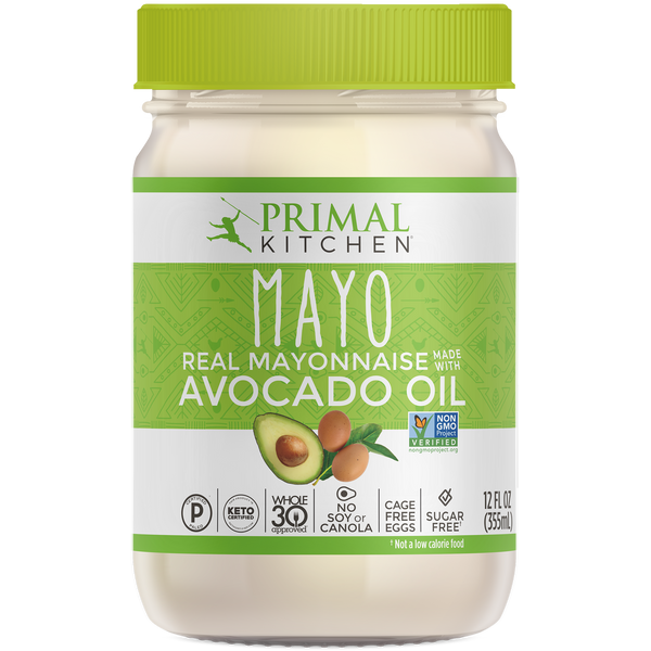 What's Inside Mayo with Avocado Oil