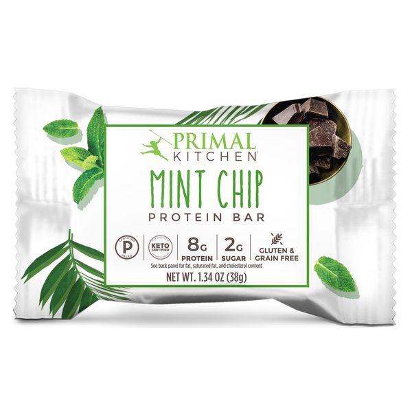 What's Inside Mint Chip Protein Bar