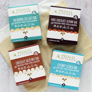 Primal Kitchen Collagen Nut & Seed Bars