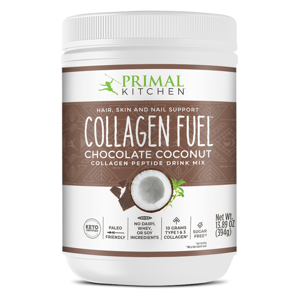 What's Inside COLLAGEN FUEL® Drink Mix - Chocolate