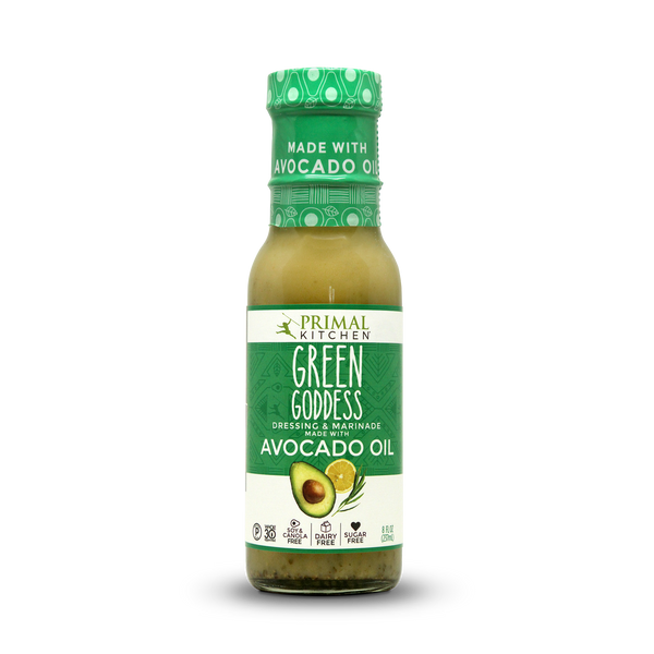 Green goddess dressing primal kitchen Dressing a kitchen