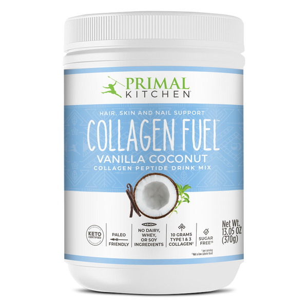 What's Inside COLLAGEN FUEL® Drink Mix - Vanilla