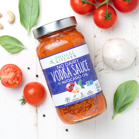 No-Dairy Vodka Sauce