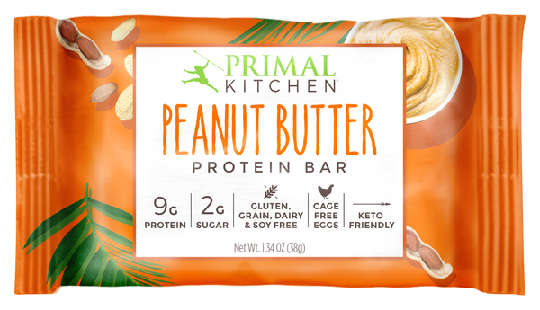 What's Inside Peanut Butter Protein Bars