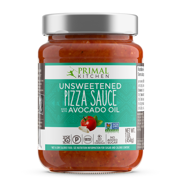 What's Inside Unsweetened Red Pizza Sauce