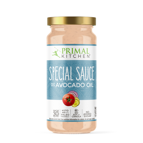 What's Inside Special Sauce
