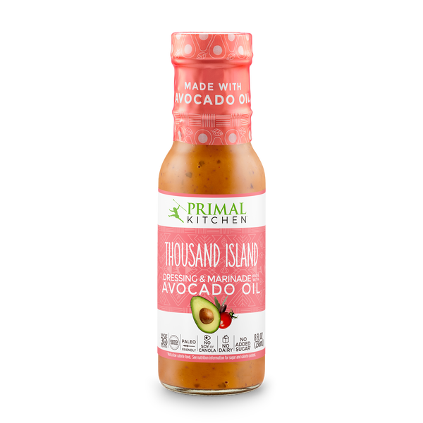 What's Inside Thousand Island Dressing