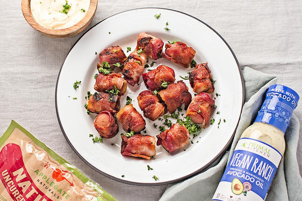 Bacon-Wrapped Hot Dog Bites Recipe