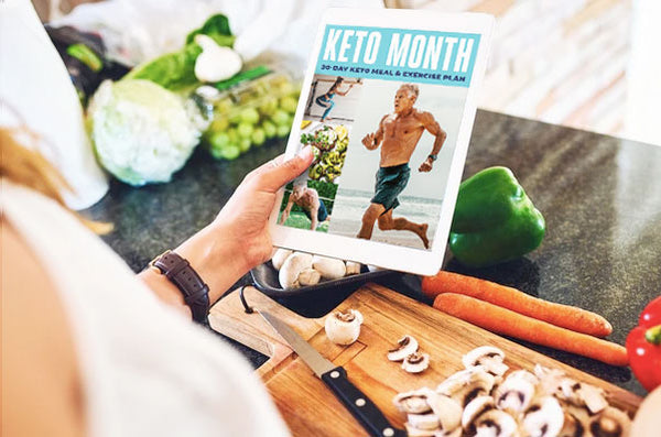 What Is The Keto Month Meal & Exercise Plan?