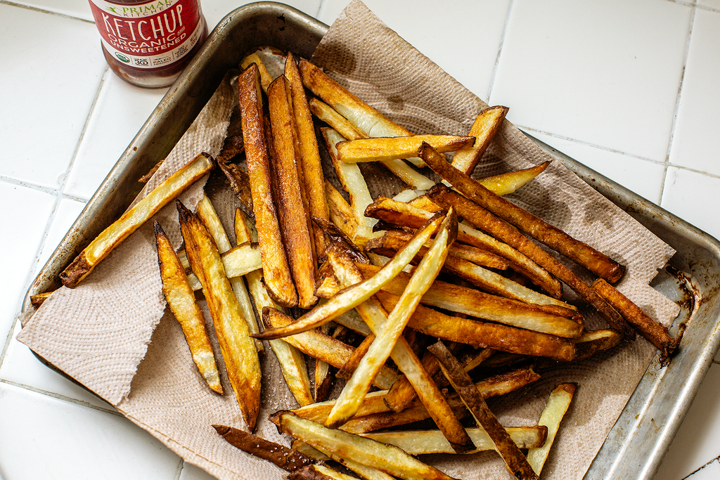 AirFryer French Fries Recipe