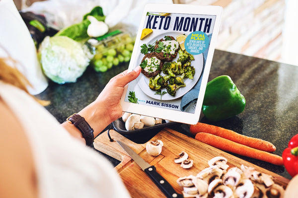 What Is The Keto Month Meal Plan?