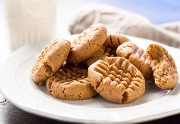Peanut Butter Protein Cookies
