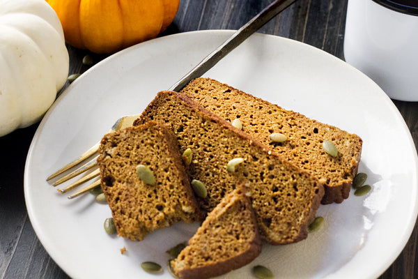 Low-Carb Pumpkin Bread Recipe