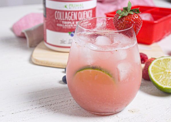 Triple Berry Collagen Spritzer