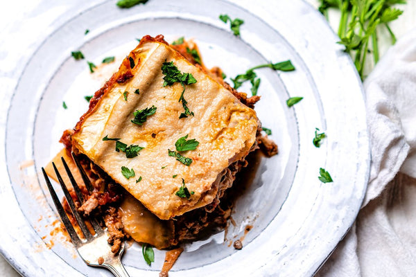 No-Dairy Whole30 Lasagna