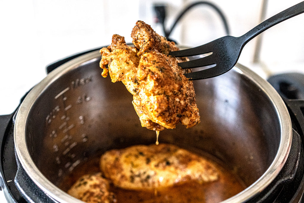Whole30 Instant Pot Ranch Chicken