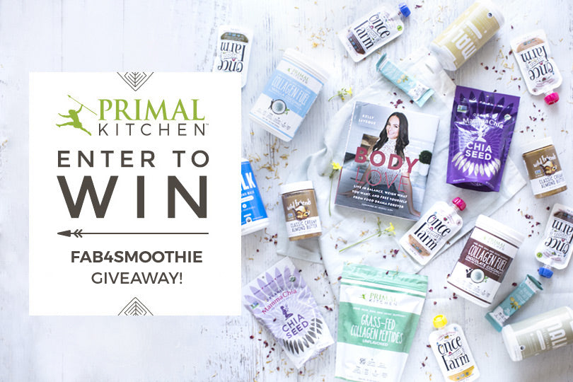 Win the Ultimate Smoothie Kit!