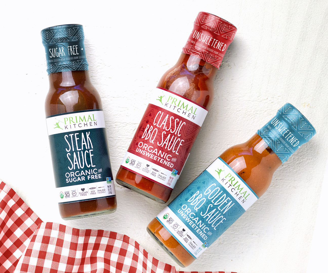 Grill Masters Sauce Bundle Primal Kitchen